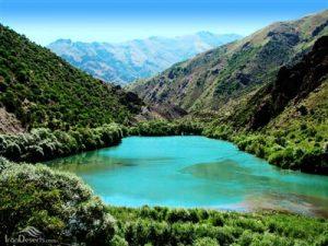 دریاچه-مارمیشو-سفر به ارومیه با سوئیت باما